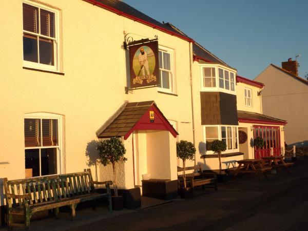 The Cricket Inn in Stokenham, Devon, England
