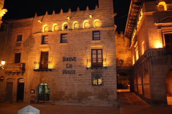 Fonda la Plaza