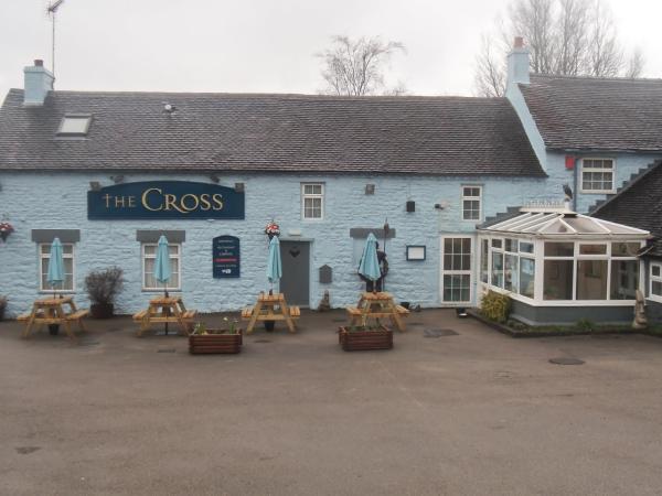 The Cross Inn in Cauldon, Staffordshire, England