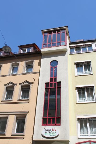 Garden Hotel Nürnberg, Hotel in Nürnberg