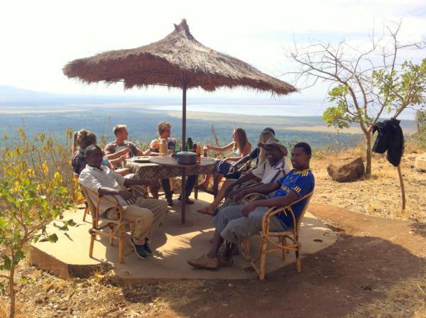Panorama Safari Camp