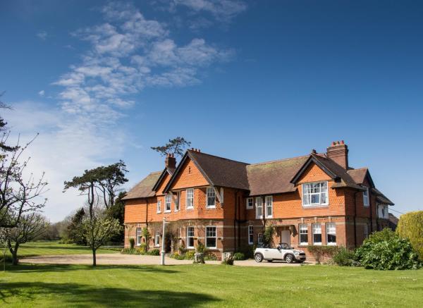 Dower House Hotel in Lyme Regis, Dorset, England