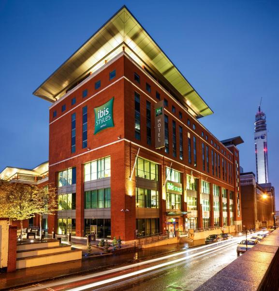 ibis Styles Birmingham Centre in Birmingham, West Midlands, England
