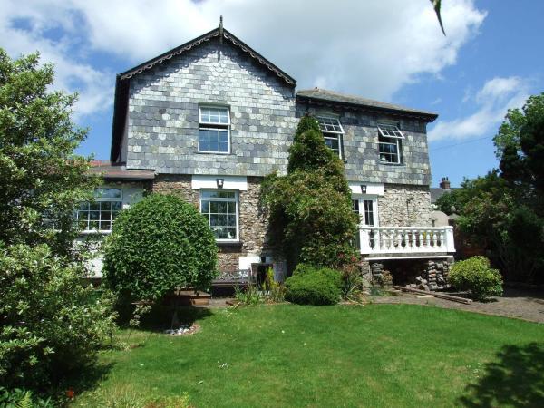 Windsor House B&B in Great Torrington, Devon, England