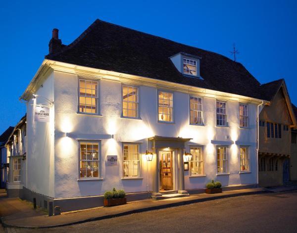 Lavenham Great House Hotel & Restaurant in Lavenham, Suffolk, England