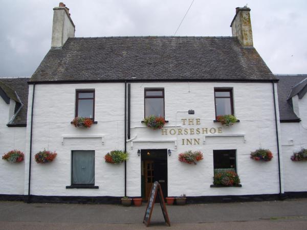 The Horseshoe Inn in Lochgilphead, Argyll & Bute, Scotland