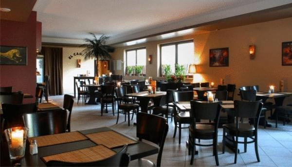 Hotel El Camino in Stuttgart-Zuffenhausen