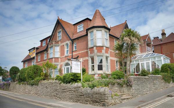 The Castleton Hotel in Swanage, Dorset, England