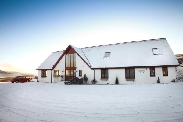 Arle Lodge in Tobermory, Argyll & Bute, Scotland