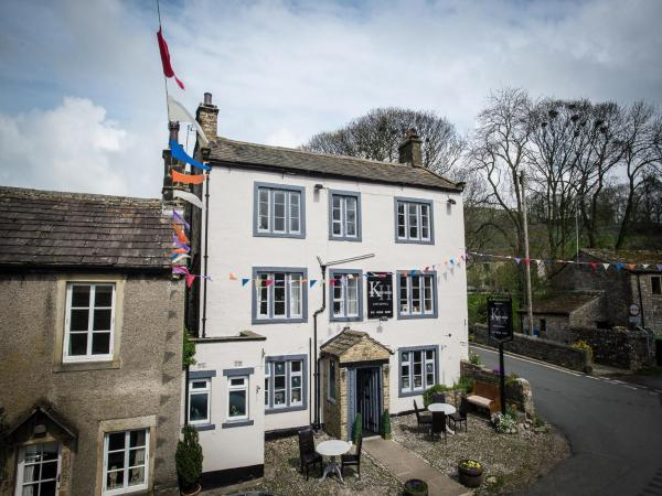 The King's Head in Kettlewell, North Yorkshire, England