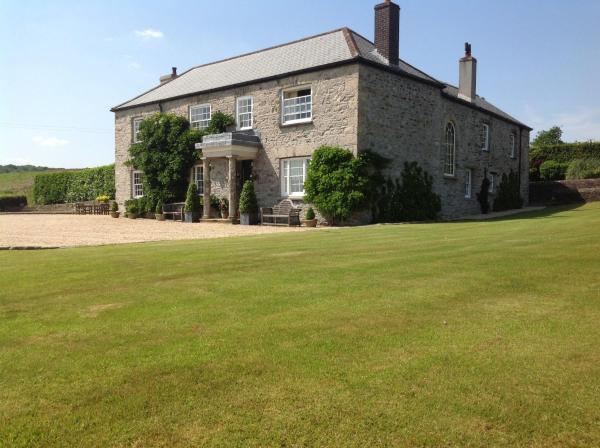 Cadson Manor in Callington, Cornwall, England