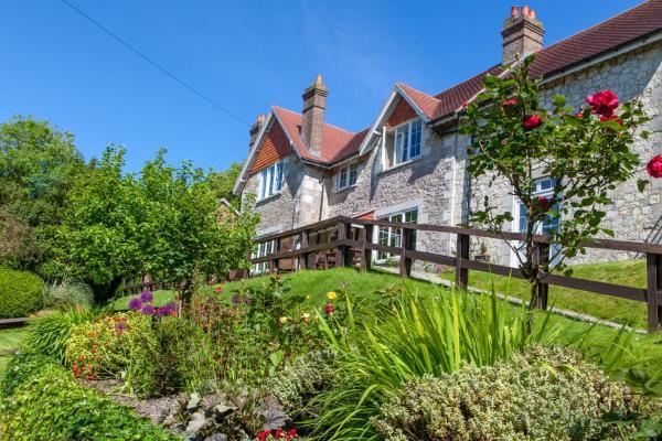 Limestone Hotel in Lulworth Cove, Dorset, England