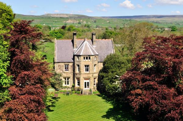 Stow House in Aysgarth, North Yorkshire, England