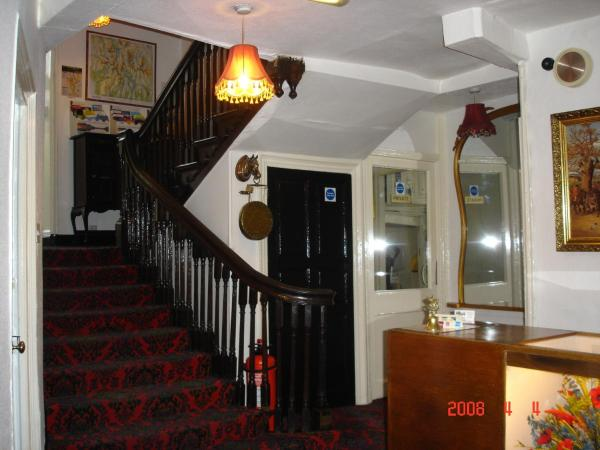 Highgate Hotel in Kendal, Cumbria, England