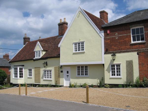 Serenity House in Glemsford, Suffolk, England