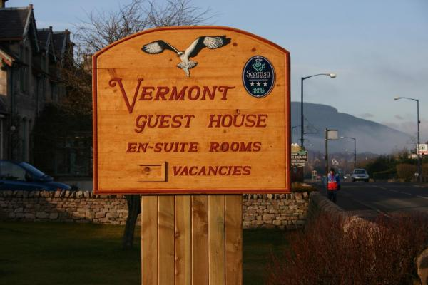 Vermont Guest House in Aviemore, Highland, Scotland