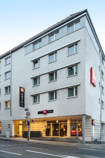 Ibis Hotel Marienplatz Stuttgart