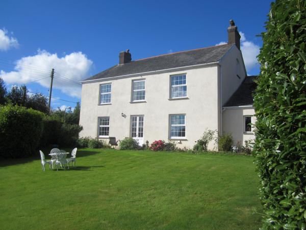 Clotworthy House Bed & Breakfast in Winkleigh, Devon, England