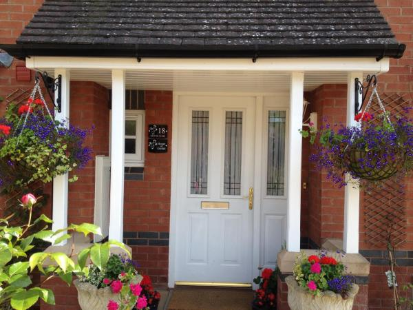 House of Orchid B&B in Banbury, Oxfordshire, England