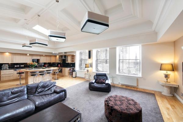 Burnets Apartments in Edinburgh, Midlothian, Scotland