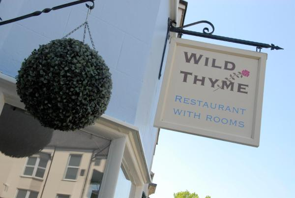 Wild Thyme Restaurant with Rooms in Chipping Norton, Oxfordshire, England