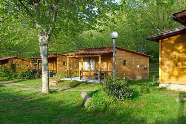 Camping La Vall d'Hostoles