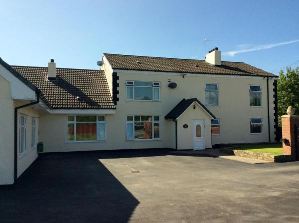 Tomaria Bed and Breakfast in Widnes, Cheshire, England