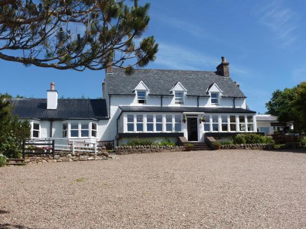 Summer Isles Hotel in Achiltibuie, Highland, Scotland