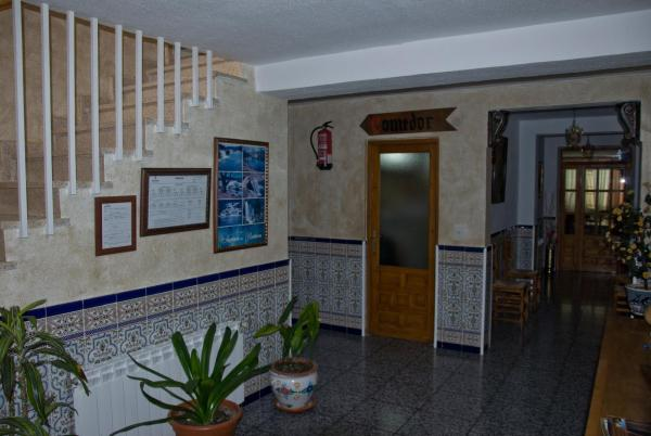 Hostal Restaurante La Mancha