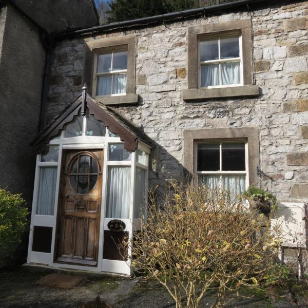 Artists Cottage in Matlock, Derbyshire, England