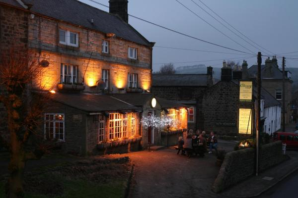 The Cheviot Hotel in Bellingham, Northumberland, England
