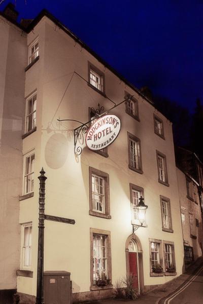 Hodgkinsons Hotel & Restaurant in Matlock, Derbyshire, England