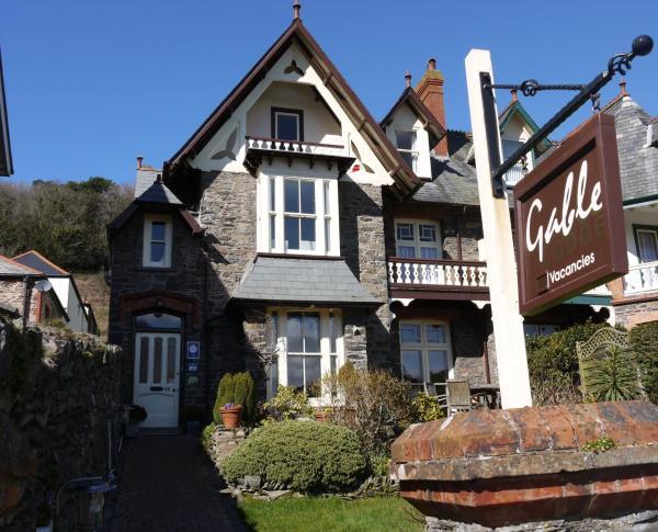 Gable Lodge Guest House in Lynton, Devon, England