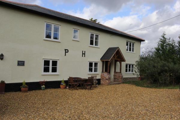 Phoenix House in Watton, Norfolk, England