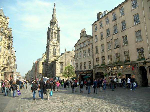 Royal Mile Apartment in Edinburgh, Midlothian, Scotland