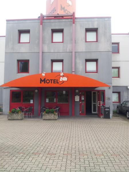 Motel 24h, Pension in Hannover-Lahe bei Flughafen Hannover