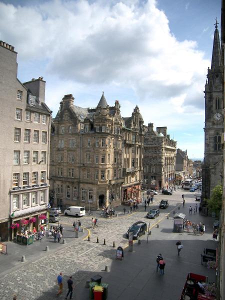 Royal Mile, Edinburgh - 2 Bedroom Apartment in Edinburgh, Midlothian, Scotland