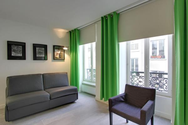 Parisian Home - Appartements Grands Boulevards - Studio