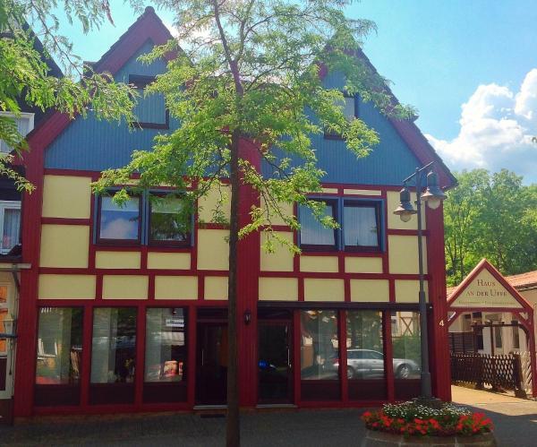 Hotel Haus an der Uffe, Hotel in Bad Sachsa bei Pöhlde