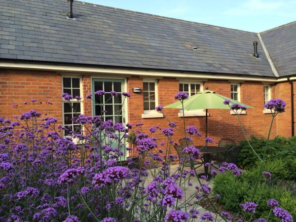 The Garden Quarter in Bicester, Oxfordshire, England