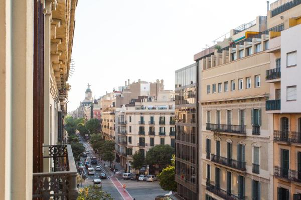 Vintage - Passeig de Gracia Apartment