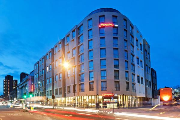 Hampton by Hilton London Waterloo in London, Greater London, England