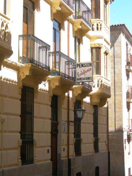 Pension Estefania