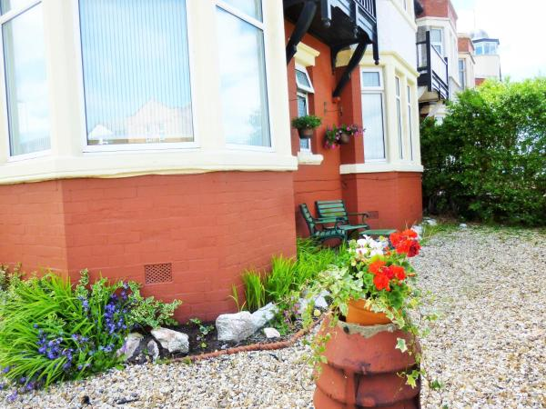 Dunsandles Guesthouse in Wallasey, Merseyside, England