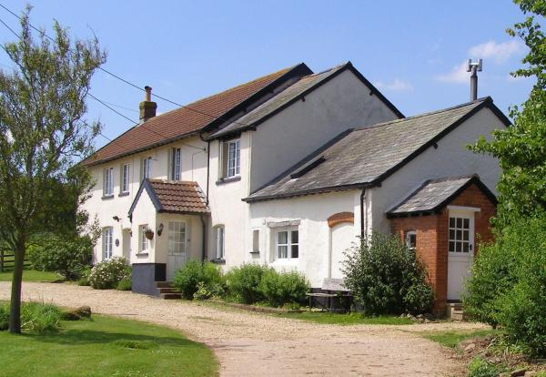Highdown Farm Holiday Cottages in Cullompton, Devon, England