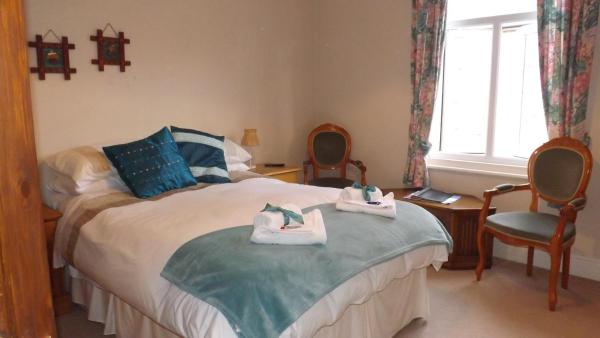 Cedar House B&B in Matlock, Derbyshire, England
