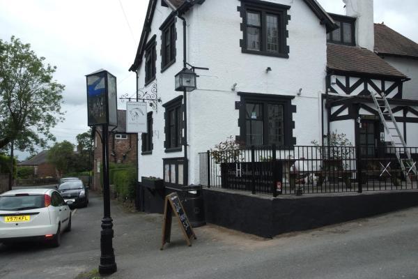 White Horse Inn in Chester, Cheshire, England