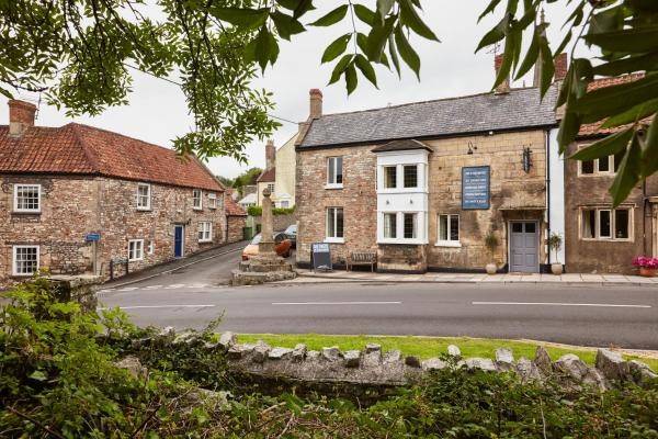 B&B The Cross at Croscombe in Shepton Mallet, Somerset, England