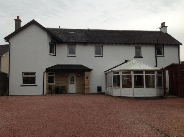 Whitehouse Guest House in Stirling, Stirlingshire, Scotland