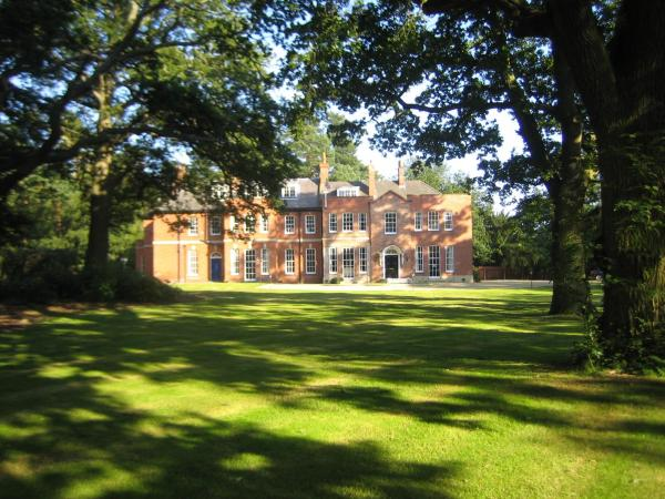Woodhall Spa Manor in Woodhall Spa, Lincolnshire, England